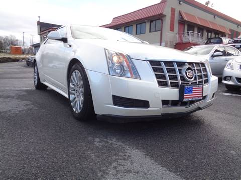 2012 Cadillac CTS for sale in Bloomingburg, NY