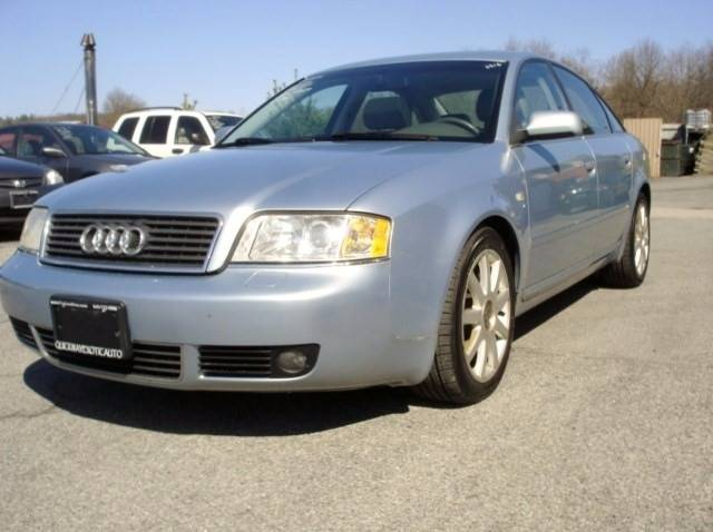 blue 2004 audi a6 s line gallery