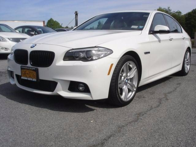 2015 BMW 5 Series for sale at Quickway Exotic Auto in Bloomingburg NY