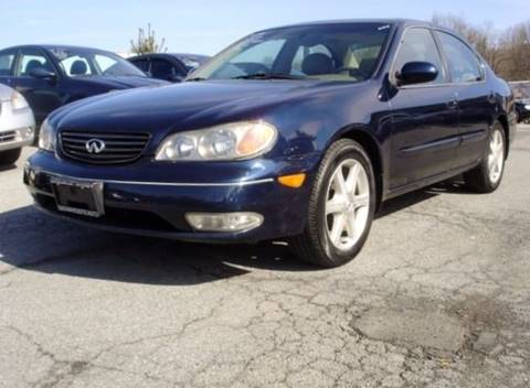 2003 Infiniti I35 for sale at Quickway Exotic Auto in Bloomingburg NY