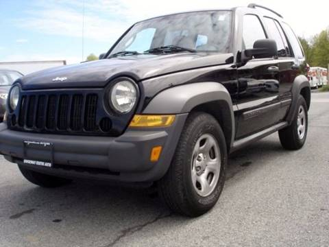 2007 Jeep Liberty for sale at Quickway Exotic Auto in Bloomingburg NY