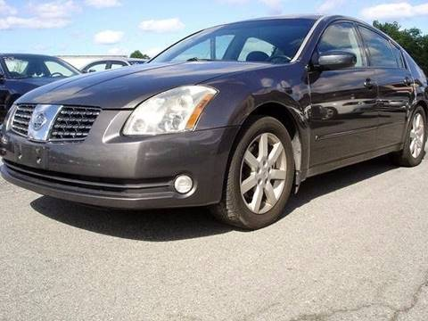 2006 Nissan Maxima for sale at Quickway Exotic Auto in Bloomingburg NY