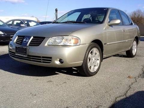 2006 Nissan Sentra for sale at Quickway Exotic Auto in Bloomingburg NY