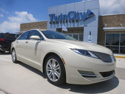 2015 Lincoln MKZ Hybrid for sale in Maryville, TN