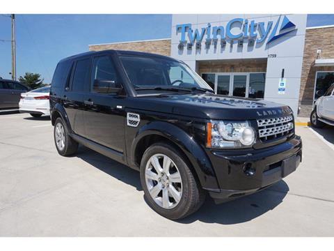 2013 Land Rover LR4 for sale in Maryville TN