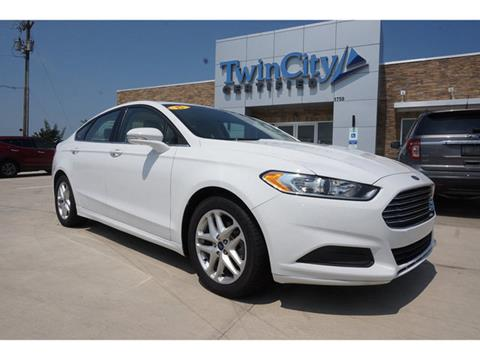 2015 Ford Fusion for sale in Maryville, TN