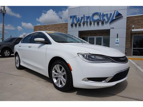 2015 Chrysler 200 for sale in Maryville TN