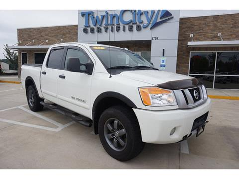 2014 Nissan Titan for sale in Maryville, TN