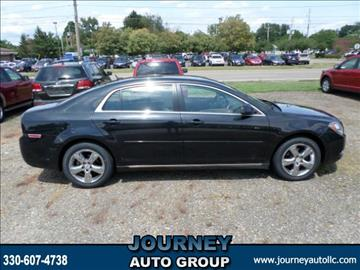 2011 Chevrolet Malibu for sale in Akron, OH