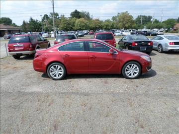 2015 Buick Regal for sale in Akron, OH