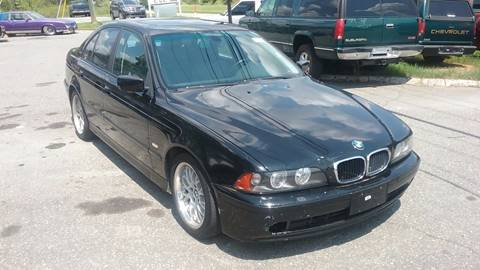 2001 Bmw 5 Series For Sale Carsforsale