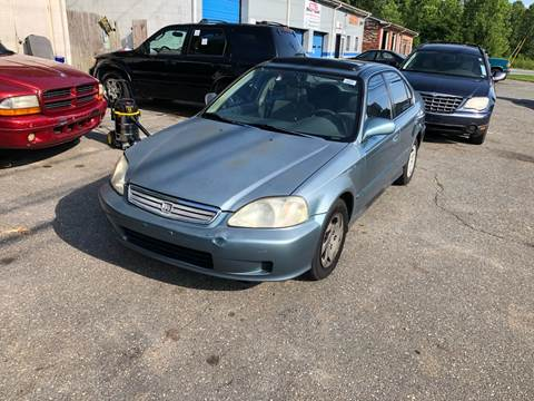 2000 Honda Civic for sale in Gastonia, NC