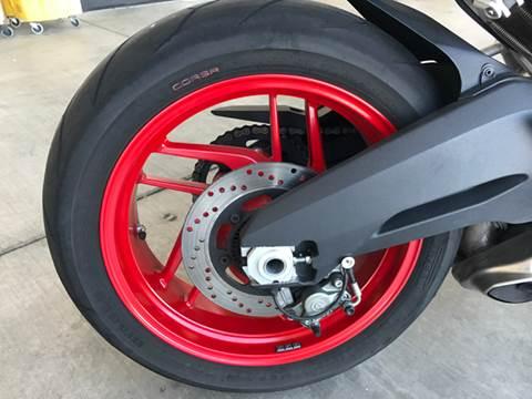 2015 Ducati 899 PINIGALE