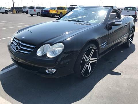 2007 Mercedes-Benz SL-Class for sale in Tracy, CA
