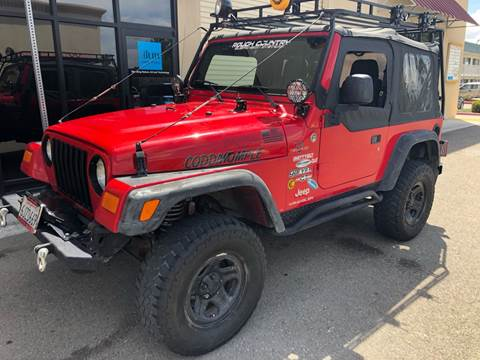 2005 Jeep Wrangler for sale in Tracy, CA