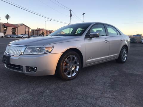 2007 Lincoln MKZ for sale in Las Vegas, NV