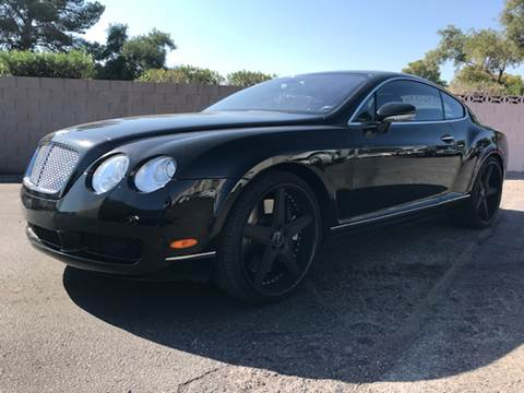 2005 Bentley Continental GT for sale in Las Vegas, NV