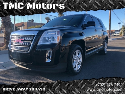2013 GMC Terrain for sale in Las Vegas, NV