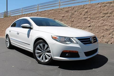 2010 Volkswagen CC for sale in Tempe, AZ