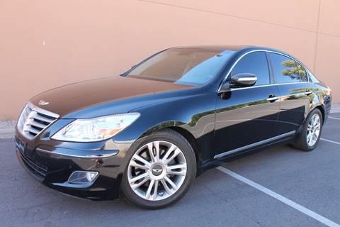 2009 Hyundai Genesis for sale in Tempe, AZ