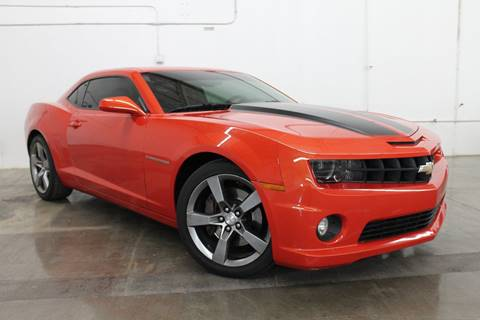 2012 Chevrolet Camaro for sale at Insight Motors in Tempe AZ