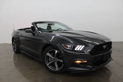 2015 Ford Mustang for sale at Insight Motors in Tempe AZ