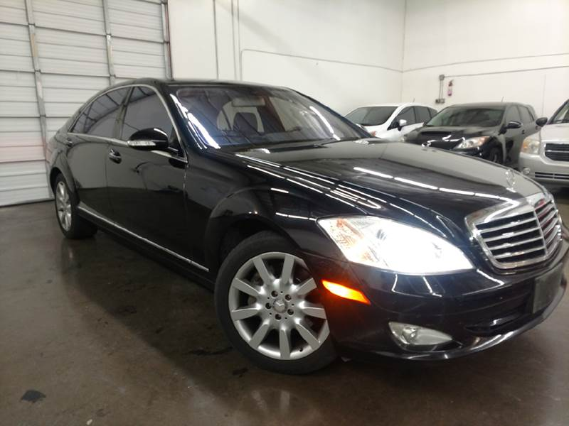 2008 Mercedes-Benz S-Class for sale at Insight Motors in Tempe AZ