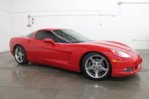 2005 Chevrolet Corvette for sale at Insight Motors in Tempe AZ