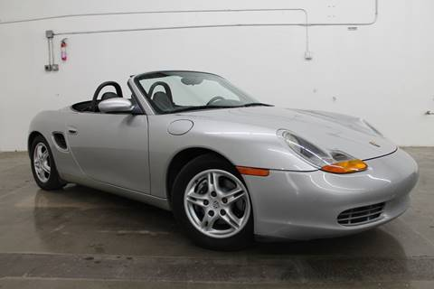 1997 Porsche Boxster for sale at Insight Motors in Tempe AZ