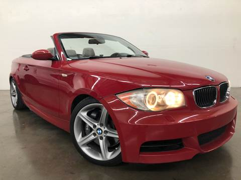 2008 BMW 1 Series for sale at Insight Motors in Tempe AZ