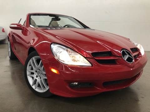 2007 Mercedes-Benz SLK for sale at Insight Motors in Tempe AZ