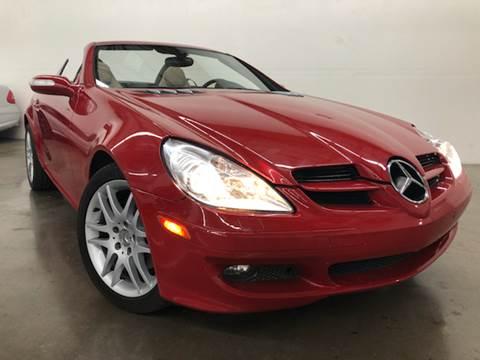 2007 Mercedes-Benz SLK for sale at Insight Motors in Tempe AZ