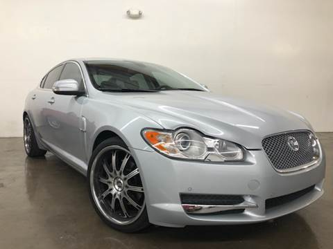 2009 Jaguar XF for sale at Insight Motors in Tempe AZ