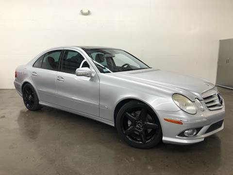2009 Mercedes-Benz E-Class for sale at Insight Motors in Tempe AZ