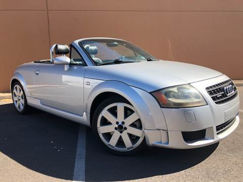 2004 Audi TT for sale at Insight Motors in Tempe AZ
