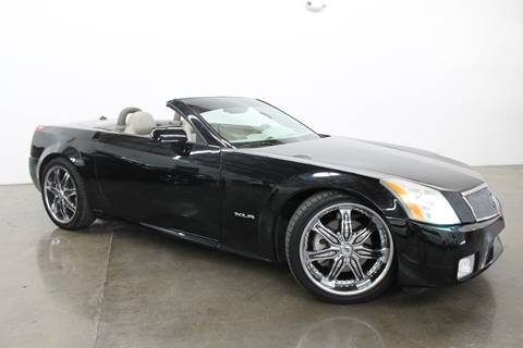 2005 Cadillac XLR for sale at Insight Motors in Tempe AZ