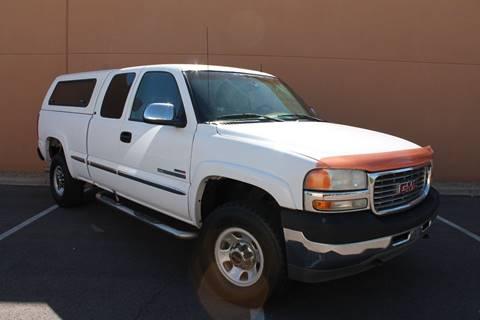 2001 GMC Sierra 2500HD for sale in Tempe, AZ