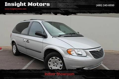 2003 Chrysler Voyager for sale in Tempe, AZ
