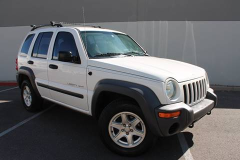 2003 Jeep Liberty for sale in Tempe, AZ