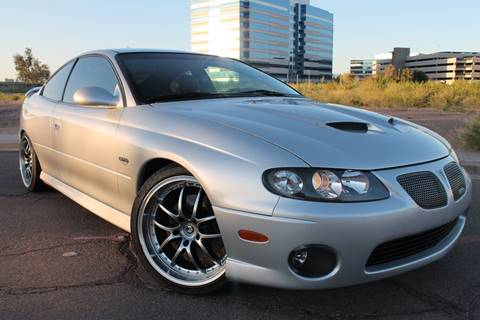 2006 Pontiac GTO for sale in Tempe, AZ
