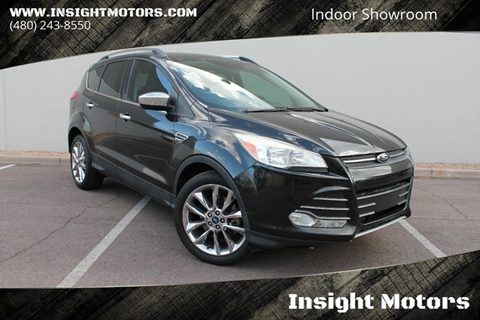 2014 Ford Escape for sale in Tempe, AZ