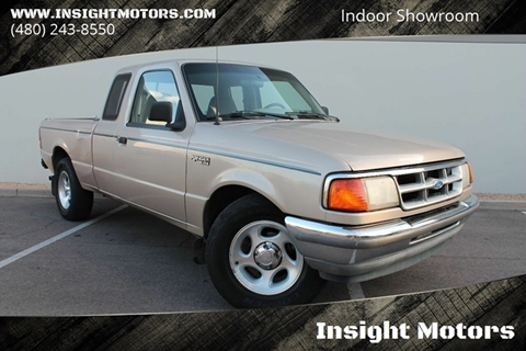 1994 Ford Ranger for sale in Tempe, AZ