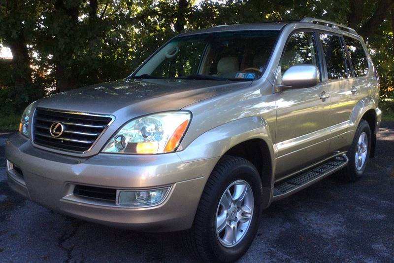 2005 Lexus GX 470 For Sale At LEB MYER MOTORS In Lebanon PA