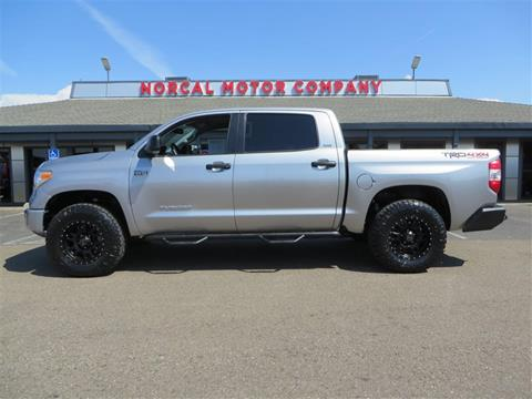 2015 Toyota Tundra for sale in Auburn, CA