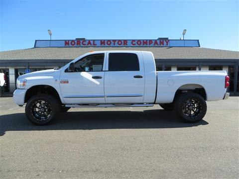 2008 Dodge Ram Pickup 3500 for sale in Auburn, CA