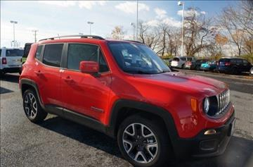2017 Jeep Renegade for sale in Baltimore, MD