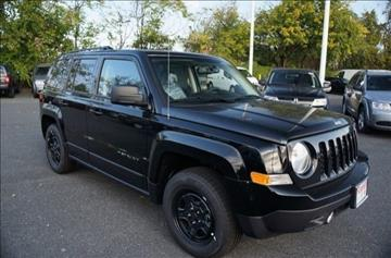 2017 Jeep Patriot for sale in Baltimore, MD