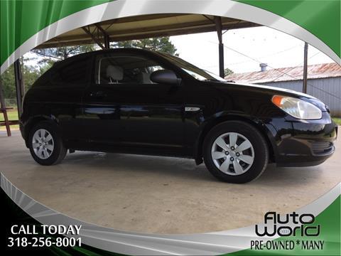 2008 Hyundai Accent for sale in Many LA