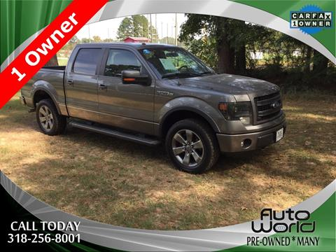 2013 Ford F-150 for sale in Many LA