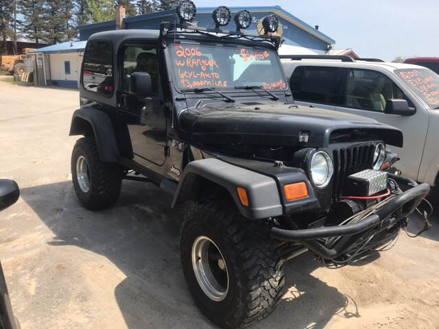 2006 Jeep Wrangler for sale at Don's Sport Cars in Hortonville WI